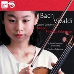 五嶋みどり J.S.バッハ&ヴィヴァルディ:ヴァイオリン協奏曲集