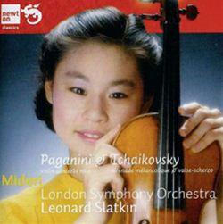 五嶋みどり パガニーニ(1782-1840):ヴァイオリン協奏曲第1番 チャイコフスキー(1840-1893):感傷的なセレナーデ他