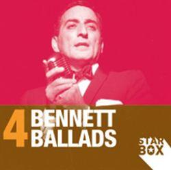 STAR BOX トニー・ベネット Bennett Ballads
