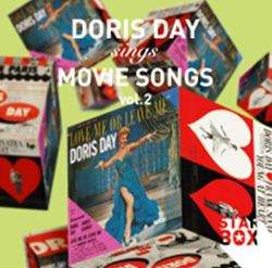 STAR BOX ドリス・デイ Doris Day Sings Movie Songs Vol.2