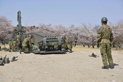 車両基地 陸上自衛隊駐屯地