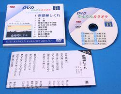 DVDかんたんカラオケ11 南部蝉しぐれ