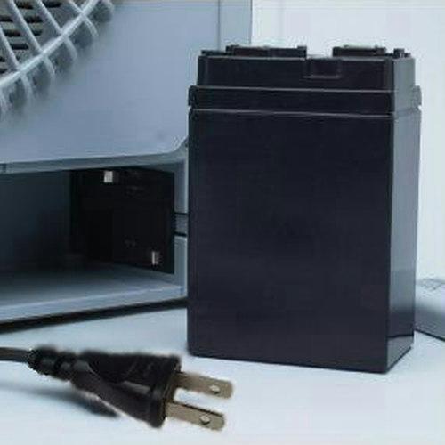 充電式バッテリー