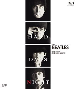 『A HARD DAY'S NIGHT』Blu-ray 【通常版】