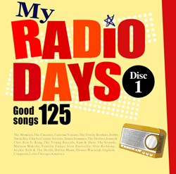 My RADIO DAYS Good Songs 125(CD)