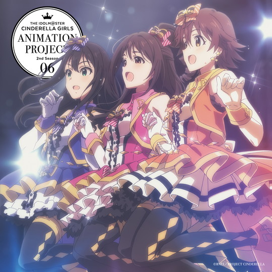THE IDOLM@STER CINDERELLA GIRLS ANIMATION PROJECT 2nd Season 06 流れ星キセキ & 心もよう