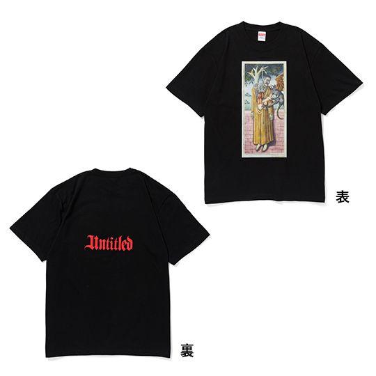 Untitled Tour T-Shirt Black L