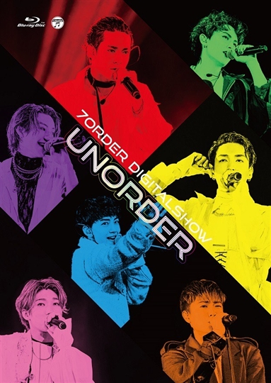 UNORDER【Blu-ray(通常盤)】