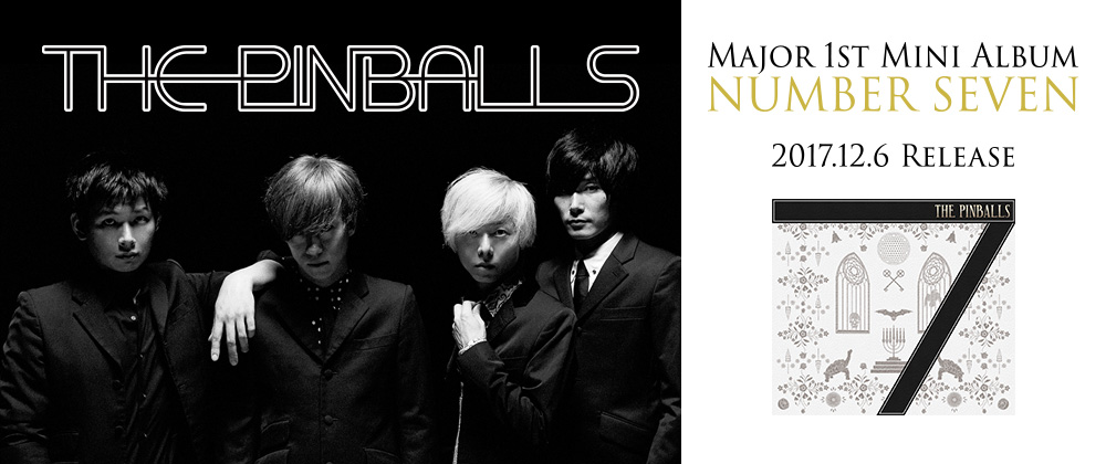 THE PINBALLS 「NUMBER SEVEN」
